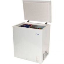 Freezer Chest 5 0 Cu Ft  Capacity White Deep Compact  Dorm Storage