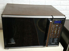 1980 Kenmore Sears Model 99911 Best Microwave Oven w  Manual