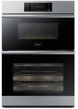 Dacor DOB30M977DS Modernist 30 Inch Electric Double Wall Oven Stainless Steel