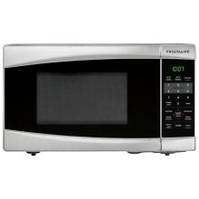Frigidaire Stainless Steel 0 7 cubic Feet Countertop Microwave