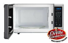 Sharp Carousel 20  1 1 cu ft  Countertop Microwave ARP2740