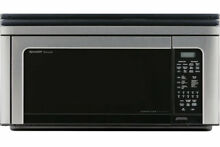 Sharp 29  1 1 cu ft  Over The Range Microwave Oven