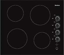 Blomberg 24  Electric Cooktop with 4 Burners