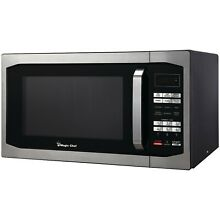 Magic Chef 22  1 6 cu ft  Countertop Microwave