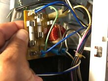 GE Microwave Oven PARTS   NOISE FILTER