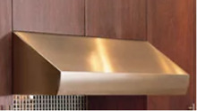 Wolf PW362418 36 Inch Stainless Steel Wall Mount Canopy Range Hood No Blower