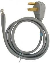 Whirlpool 8171378RC 6 Feet 30 Amp 3 Wire Dryer Cord