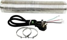 Whirlpool W10182830RB Dryer Installation Kit with 4 Feet Power Cord  4 Wire
