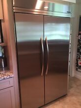 Kitchenaid Built In Fridge KSSC48MFS