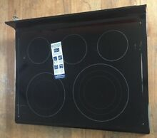 Frigidaire Range Stove Oven Glass Cooktop 5304513155 Unused Black New