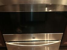 Used Kenmore Elite Slide in Electric Range With Convection