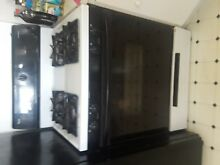 WHIRLPOOL SUPER CAPACITY 465 WHITE GAS STOVE GOOD CONDITION