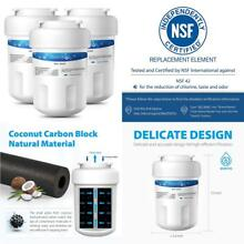 Waterdrop MWF Replacement Refrigerator Water Filter  Compatible with GE MWF