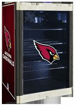 Glaros NFL 4 6 cu  ft  Beverage center Arizona Cardinals