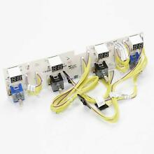 Electrolux Frigidaire Surface Element Control Board Assembly 318411400