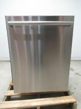 Bosch 300 Series 24  3rd Rack Fully Integrated Stainless Dishwasher SHXM63W55N