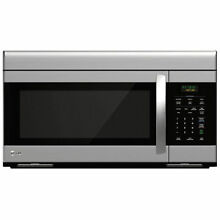 LG 1 6 cu  ft  Non Sensor Over the Range Microwave Oven   LMV1683ST Stainless