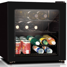 Arctic King Mini Bar Refrigerator Black