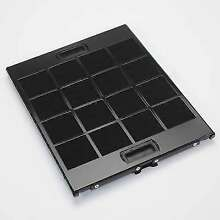 WB02X11348 For GE Range Vent Hood Charcoal Filter