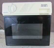 Sharp Carousel Half Pint Mini Microwave Oven Marine RV Home Dorm Camp R 4075