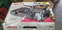Aroma Housewares AHP312 Electric Double Buffet Burner  Ships fast