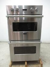 Viking Professional Series 30  Dual Flow Double Electric Wall Oven VEDO1302SS