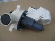 NEW Whirlpool Kenmore Washer Water Drain Pump B25 3A04   W10727777