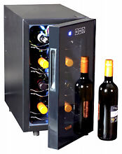 KOOLATRON CORP 8 Bottle Wine Cellar WC08