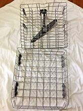 Maytag Whirlpool Dishwasher Upper And Lower Rack  Model W10250166