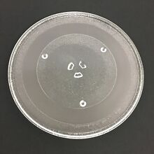 WB39X10032 GE Microwave Glass Tray Plate Turntable Replacement