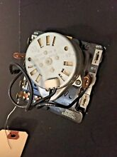 General Electric Clothes Dryer Timer WE4X822  276902