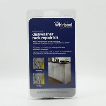 4396840RC For Whirlpool Dishwasher Tine Tip Rack Repair Kit