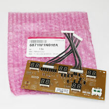 6871W1N010A For LG Range Stove Oven Display Control Board