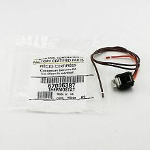 WP67006387 For Whirlpool Refrigerator Defrost Thermostat
