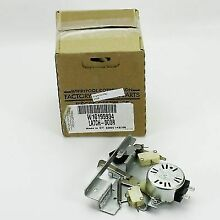 WPW10195934 For Whirlpool Range Oven Door Lock and Switch