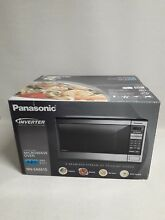 Panasonic INVERTER NN SA661S 1 2 CU  FT  1200W Stainless Steel Microwave Oven