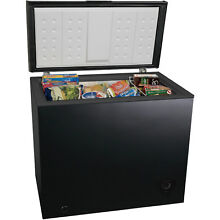 Arctic King 7 cu ft Chest Freezer  Black