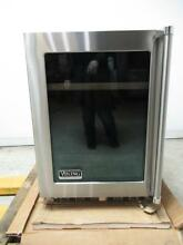 Viking Professional 24  Dynamic Cooling Undercounter Refrigerator VRUI5240GLSS
