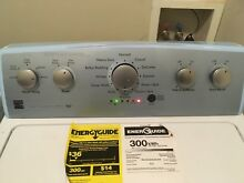 Kenmore 4 3 Cubic Foot Top Loading Washer and Dryer Set