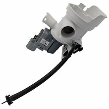 Supplying Demand 436440 00436440 Washing Machine Drain Pump Fits Bosch