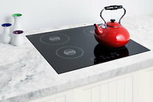 Summit Built In 30  Induction Cooktop with 4 Burners and Cookware Set