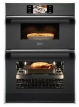 Dacor Modernist DOC30M977DM 30  Electric Combi Wall Oven Graphite Stainless