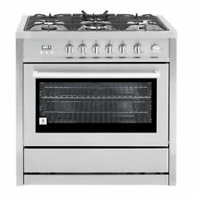 Cosmo 36  Free standing Gas Range