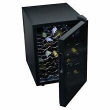 Koolatron WC20 20 bottle Wine Cooler with Mirrored Glass Door
