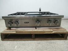 Viking Professional 7 Series 36  SS Pro Style Griddle Gas Rangetop VGRT7364GSS
