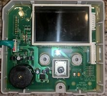 OEM Samsung Front Load Washer WF448AAP XAA LCD Circuit Board DC92 00125A