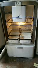 RETRO VINTAGE ANTIQUE KELVINATOR FRIDGE TOP LARGE SHELF FOR MEAT DISH FREEZER