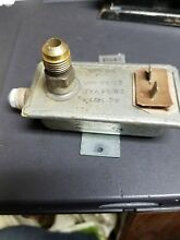 Y 30101 1AF NEW Gas Oven Safety Valve 72008 0072008