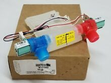 W11210463 WHIRLPOOL WASHER INLET VALVE  NEW PART
