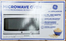 GE Countertop Microwave Oven 1 1Cu ft  Stainless Steel Color Control Lockout NEW